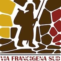 Logo Via Francigena nel Sud