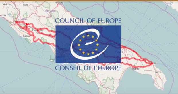 approvazione_consiglio_europeo_via_francigena_sud